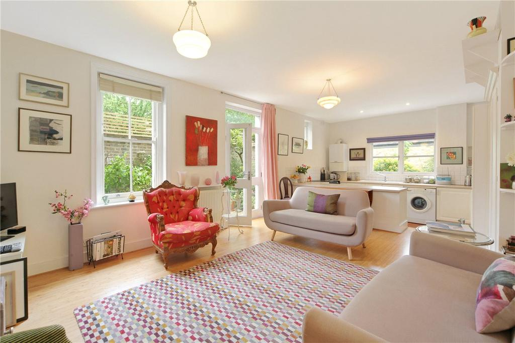 2 Bedrooms Apartment Flat for sale in Fulham Palace Road, London, SW6