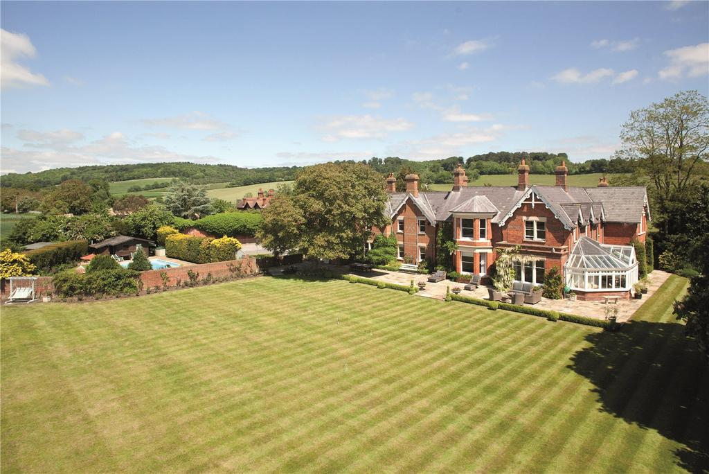 8 Bedrooms Detached House for sale in Hambleden, Henley-On-Thames, Oxfordshire, RG9