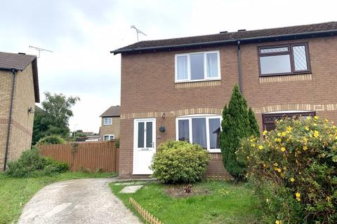 2 bedroom end of terrace house to rent - Robins Hill Brackla Bridgend CF31 2PJ