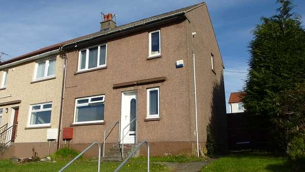 2 Bedrooms End Of Terrace House for sale in 35 Castle Drive, Kilbirnie, KA25 6AZ