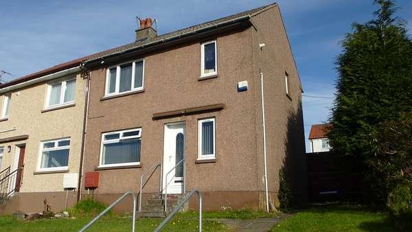 2 Bedrooms End Of Terrace House for sale in 35 Castle Drive, Kilbirnie, KA25 6AZ