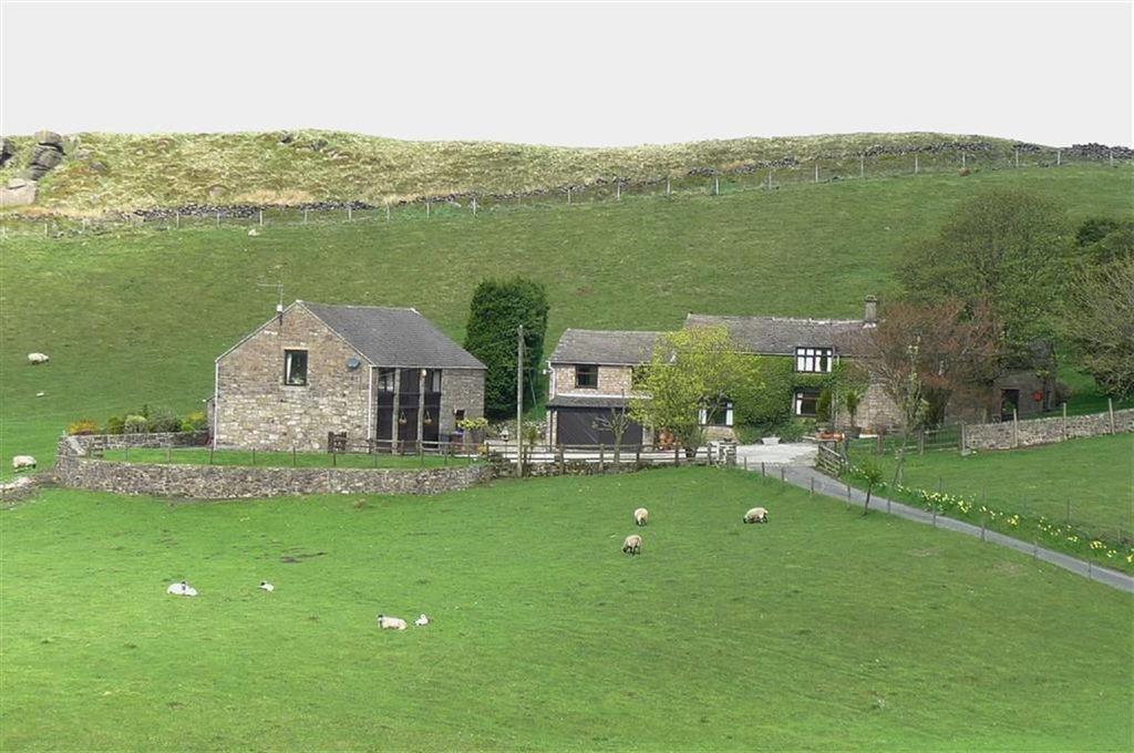 2 Bedrooms Detached House for sale in Quarnford, Nr Buxton, Derbyshire