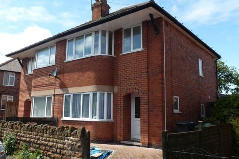 3 bedroom semi-detached house to rent - 4 Kings Avenue LOUGHBOROUGH Leicestershire