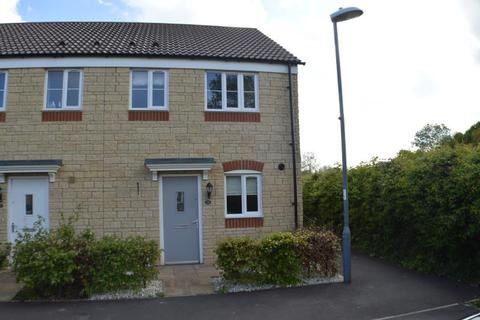 2 bedroom terraced house to rent - Tanner Close, Westfield, BA3
