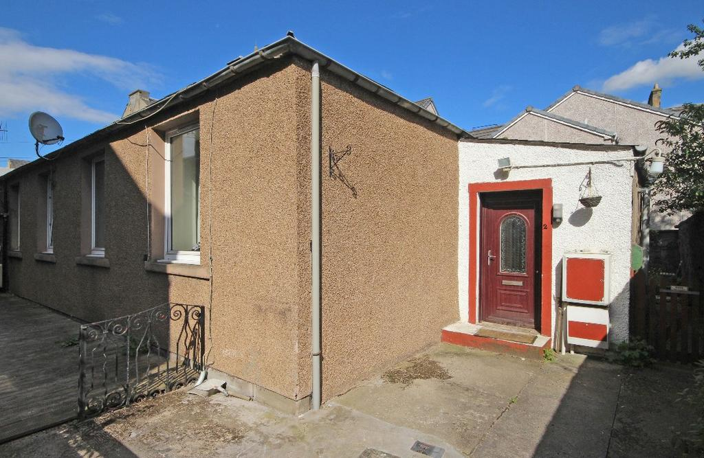 2 Bedrooms Bungalow for rent in 16 New Row, Perth, Perthshire, PH1 5QA