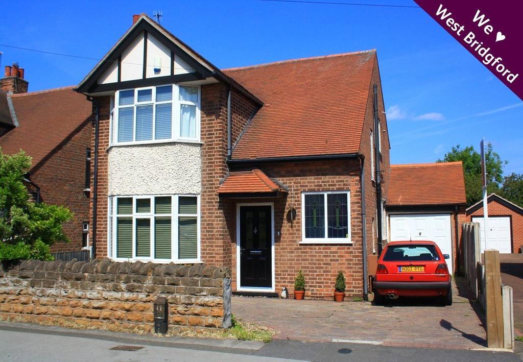 3 Bedrooms Detached House for sale in Eton Road, West Bridgford, Nottingham, NG2