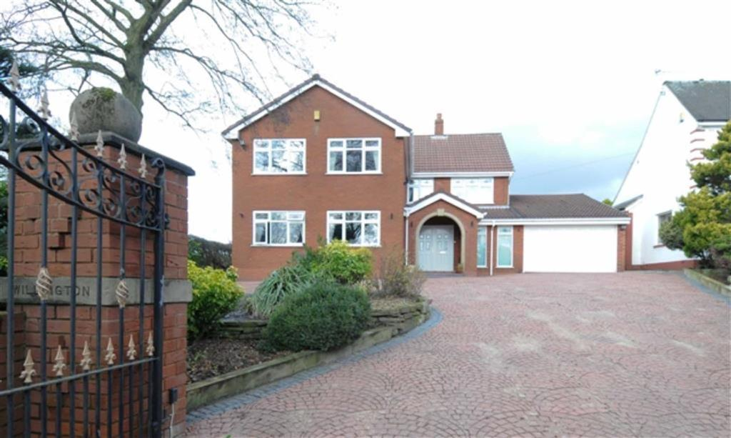 3 Bedrooms Detached House for sale in Hall Lane, Wrightington, Lancashire, WN6