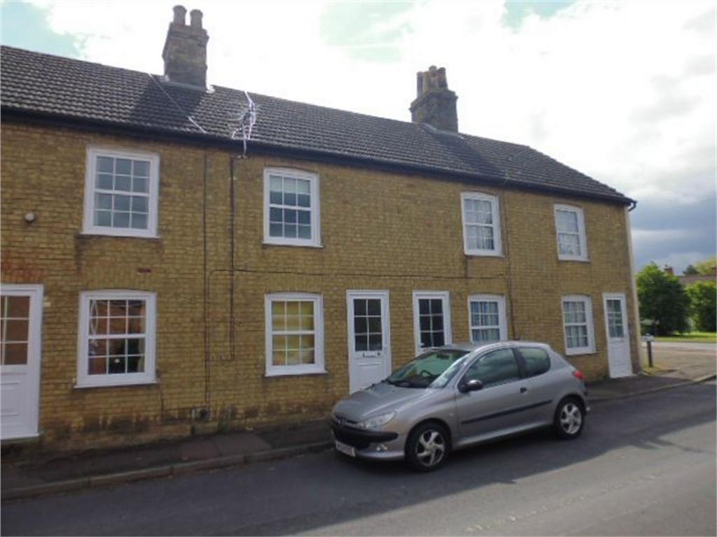 2 Bedrooms Terraced House for rent in Hoo Road, MEPPERSHALL, Beds