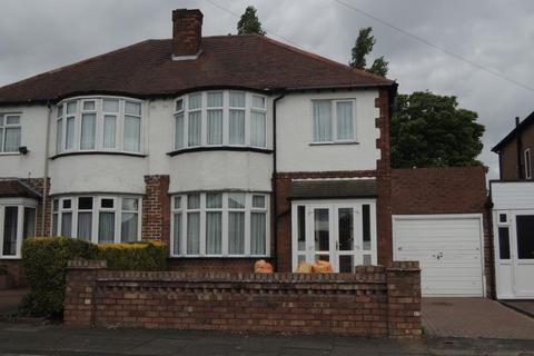 3 bedroom semi-detached house to rent - Elizabeth Road, New Oscott, Sutton Coldfield B73 5AR