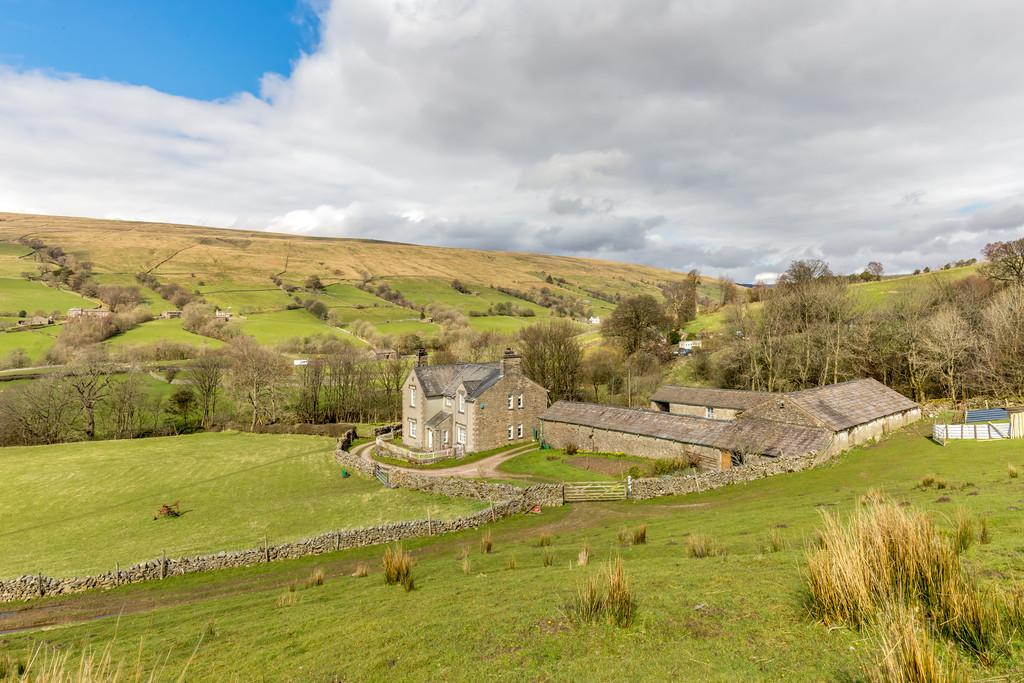 5 Bedrooms Detached House for sale in Coat Faw, Dent, Sedbergh, Cumbria, LA10 5RQ