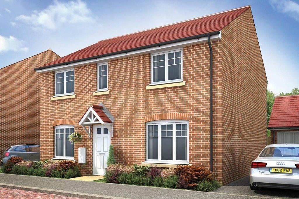 4 Bedrooms Detached House for sale in Stour Valley, Stourport Road, Worcestershire, DY11