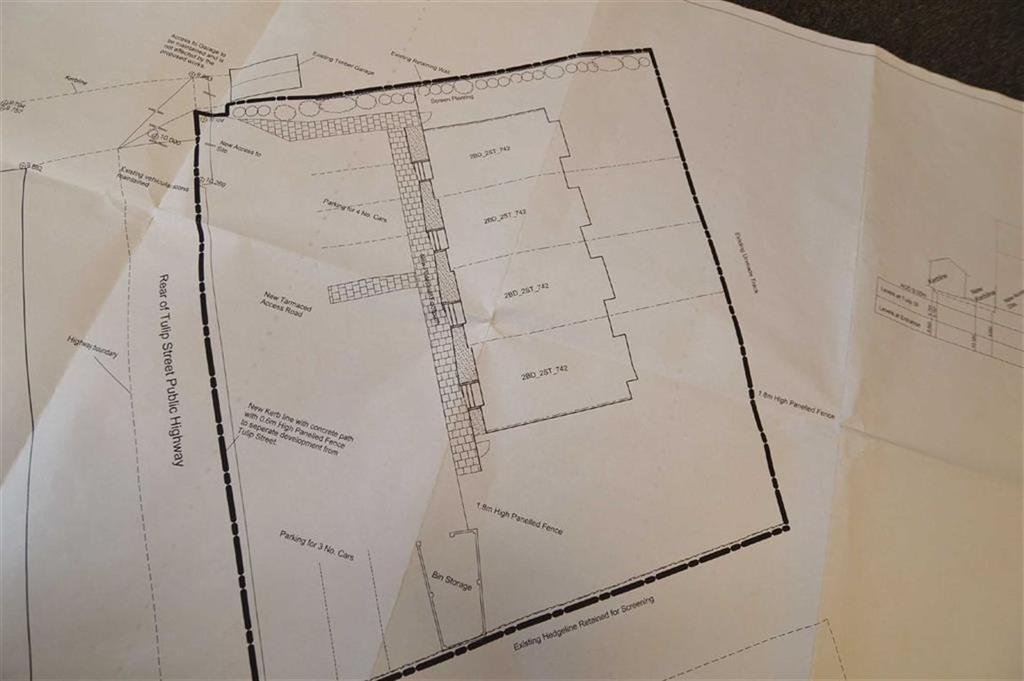 2 Bedrooms Land Commercial for sale in Prudhoe