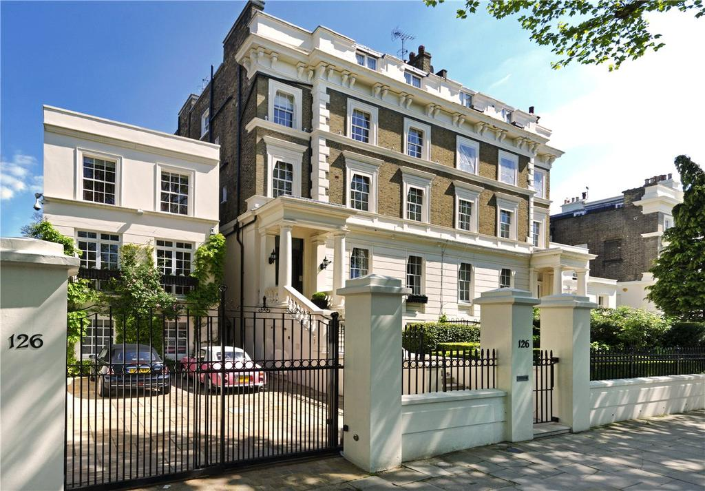 8 Bedrooms House for rent in Hamilton Terrace, St Johns Wood, London, NW8