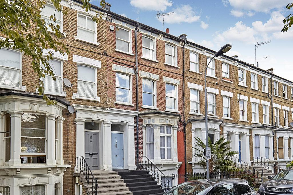 4 Bedrooms Terraced House for sale in Minford Gardens, Brook Green, London, W14