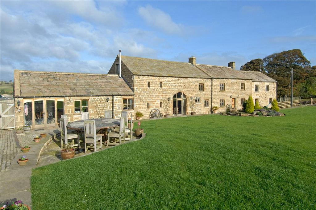 5 Bedrooms Detached House for sale in Manchester House, Dallow, Near Ripon, North Yorkshire, HG4