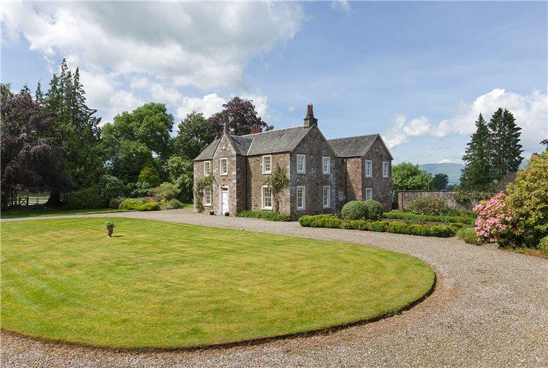 6 Bedrooms Detached House for sale in Balquharrie, Muthill, Crieff, Perthshire, PH5