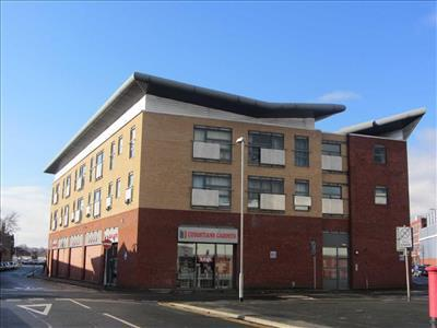 The Point, 3 Whitehall Place, LEEDS, LS12 1AB 2 bed apartment - £89,950