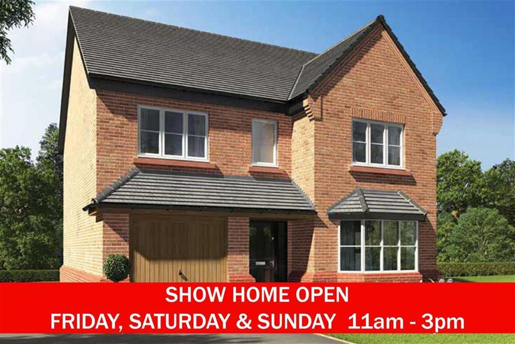 4 Bedrooms Detached House for sale in Parc Broncoed, Mold