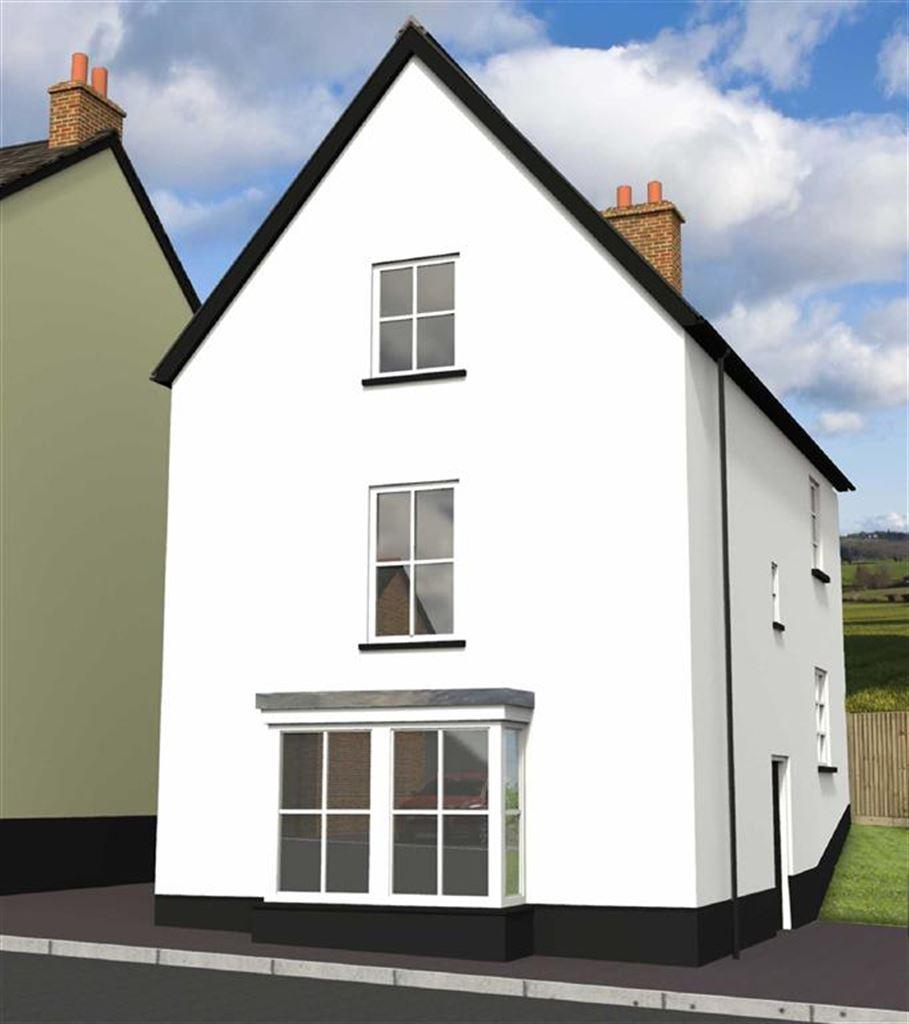 4 Bedrooms Detached House for sale in Woodland View, Blaenavon, Torfaen