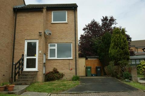 2 bedroom terraced house to rent - Stoat Park, Whiddon Valley, Barnstaple, Devon, EX32 8PT