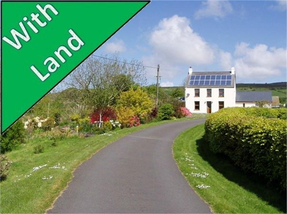 4 Bedrooms Detached House for sale in Westland West, Maenclochog, Clynderwen, Pembrokeshire