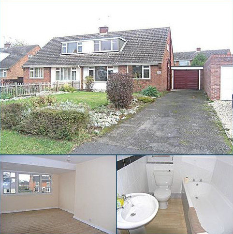 2 bedroom semi-detached house to rent - Hallow Road, St John's