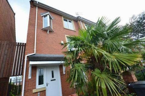 4 bedroom end of terrace house to rent - Sadler Court Hulme, M15 5rp Manchester