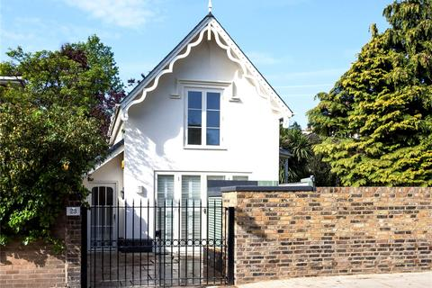2 bedroom detached house to rent - Woronzow Road, St John's Wood, London, NW8