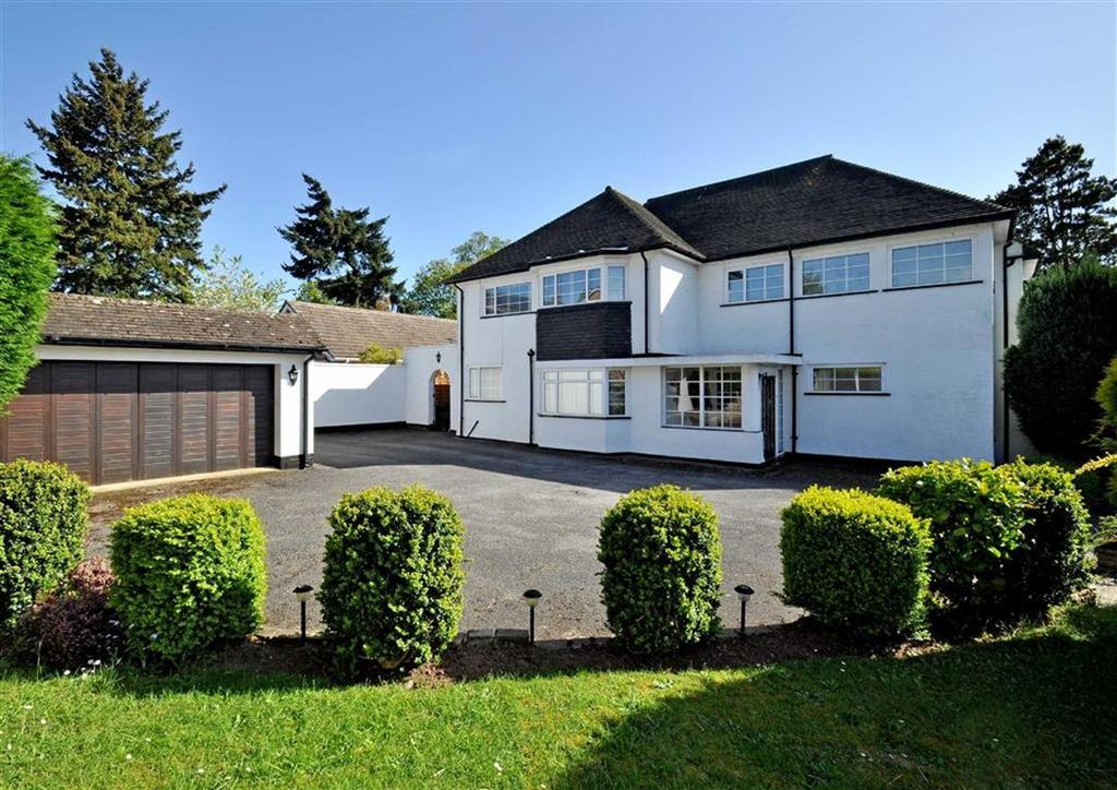 5 Bedrooms Detached House for sale in Wightwick Leys, Quail Green, Wightwick, Wolverhampton, WV6