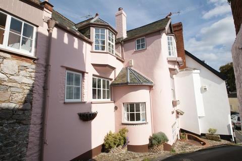 3 bedroom cottage to rent - A fantastic quirky 3 bedroom cottage in the heart of Topsham, with stunning Estuary views