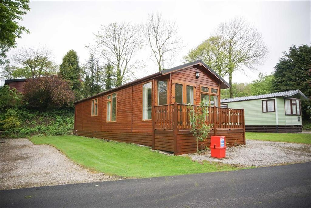 2 Bedrooms Chalet House for sale in No.85, Gatebeck Park, Kendal, Cumbria