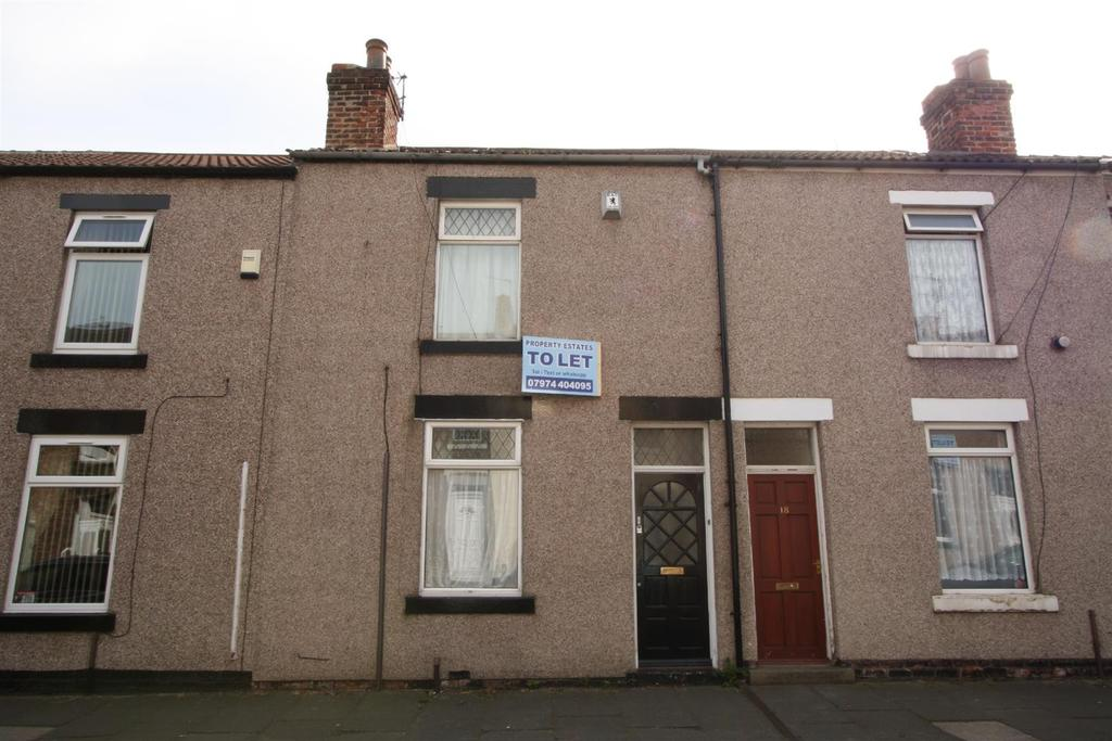 3 Bedrooms Terraced House for sale in Shildon Street, Darlington
