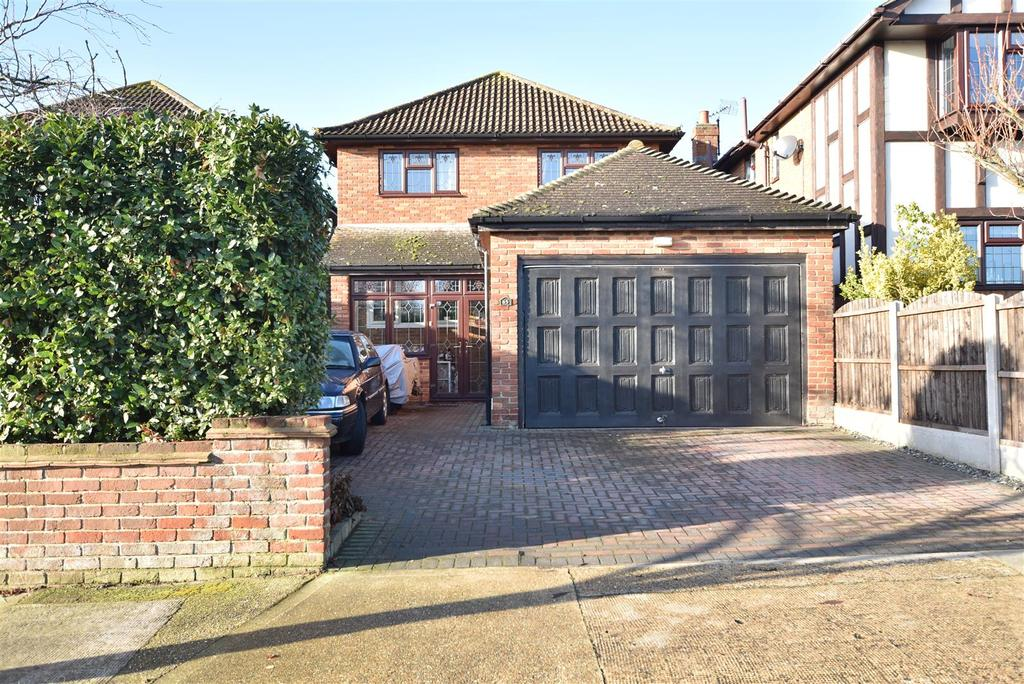 4 Bedrooms Detached House for sale in Elm View Road, BENFLEET SS7