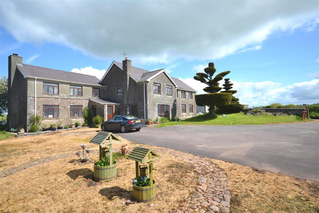7 Bedrooms Land Commercial for sale in Maesybont, Llanelli