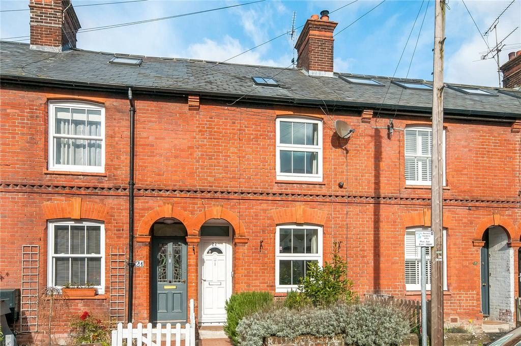 4 Bedrooms Terraced House for sale in St Catherines Road, Winchester, Hampshire, SO23
