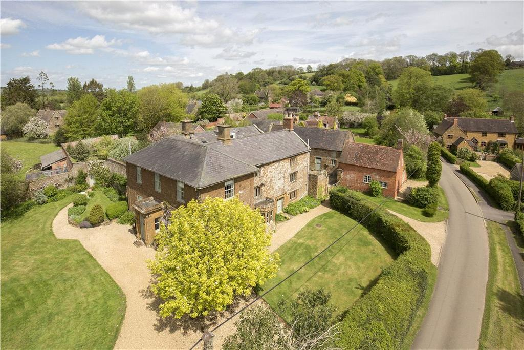 9 Bedrooms Detached House for sale in Vicarage Lane, Priors Marston, Southam, Warwickshire, CV47