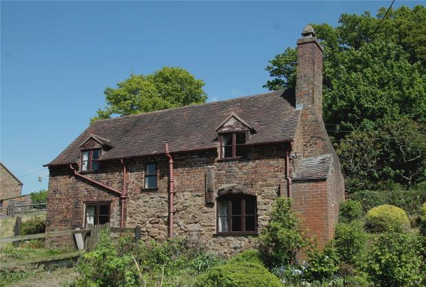 3 Bedrooms Detached House for sale in Sutton Wood Farm, Coalport, Shropshire