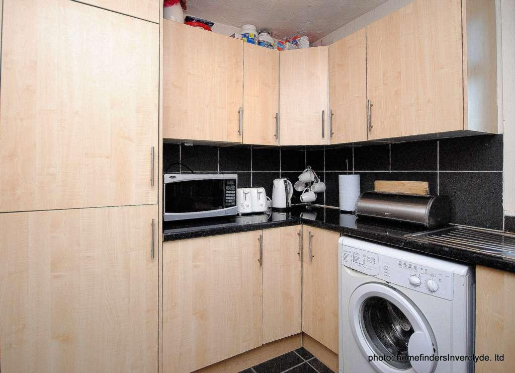 Kirn Drive, Gourock 2 bed apartment - �75,000