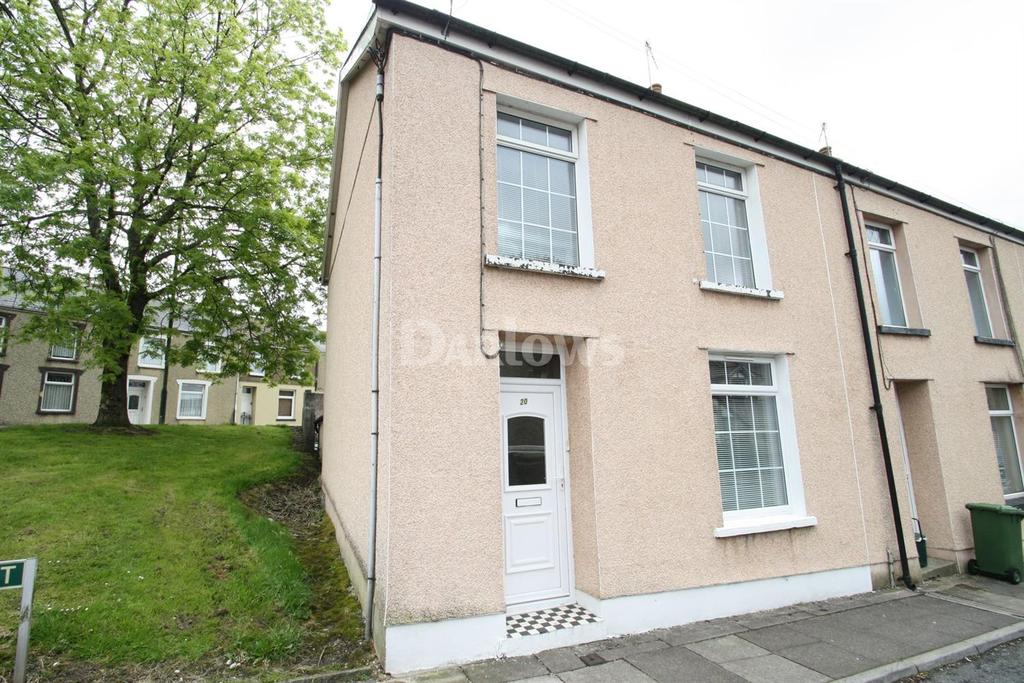 3 Bedrooms End Of Terrace House for sale in Price Street, Rhymney