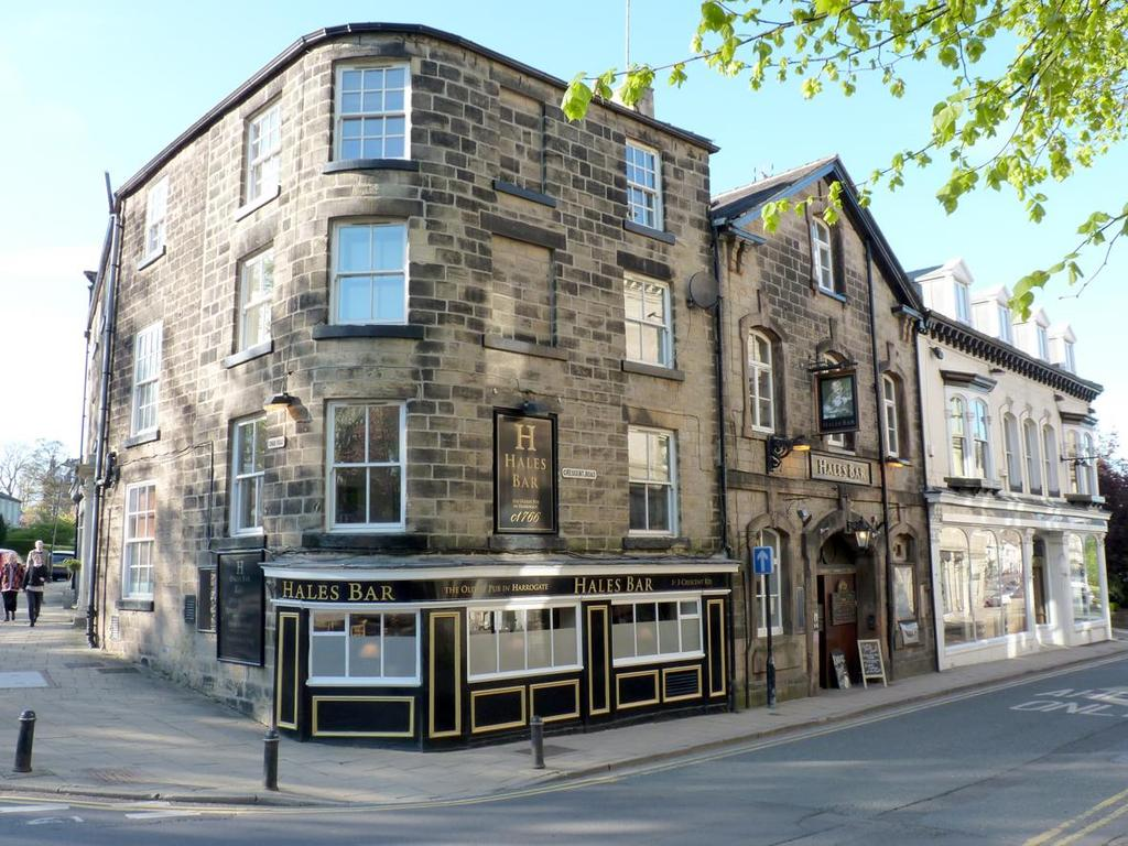1 Bedroom Block Of Apartments Flat for sale in Harrogate