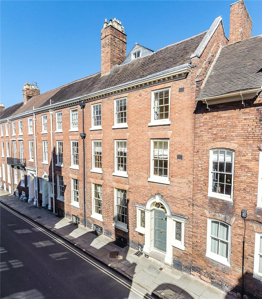 6 Bedrooms House for sale in St. Johns Hill, Shrewsbury, Shropshire