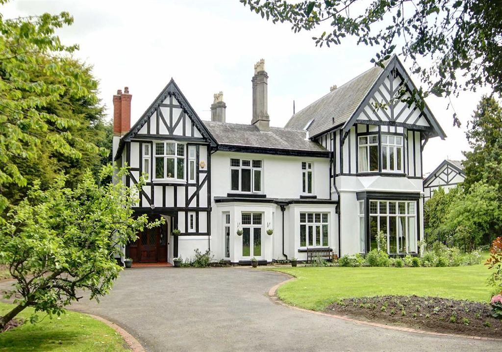 7 Bedrooms Detached House for sale in Oldfield Road, Altrincham, Cheshire