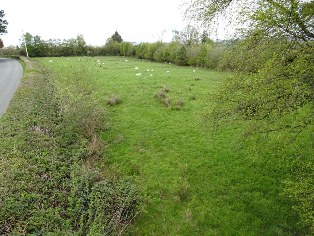 Plot Commercial for sale in Llanyre, Llandrindod Wells, Powys