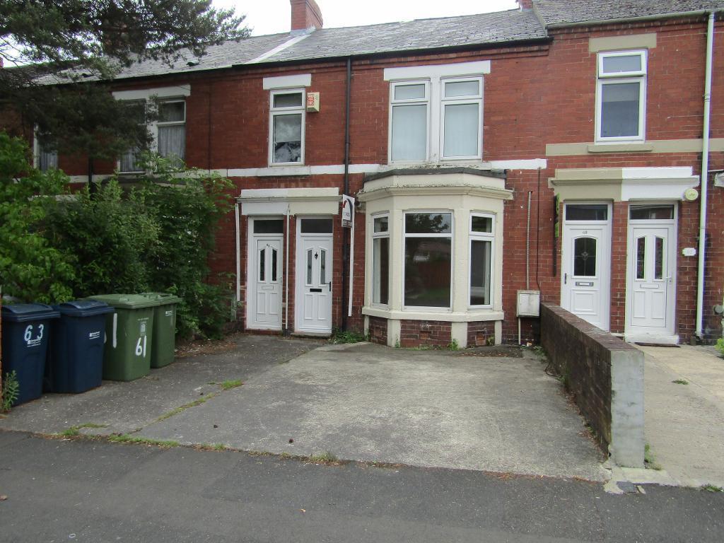 2 Bedrooms Ground Flat for rent in Clephan Street, Dunston, Dunston, Tyne Wear, NE11 9BB