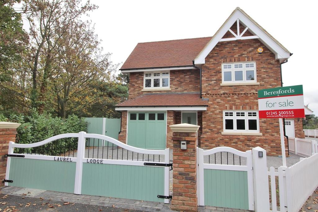 4 Bedrooms Detached House for sale in The Bringey, Great Baddow, Chelmsford, Essex, CM2