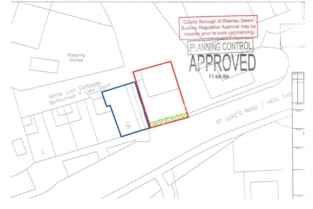 Land Commercial for sale in plot for development, Tredegar, Blaenau Gwent