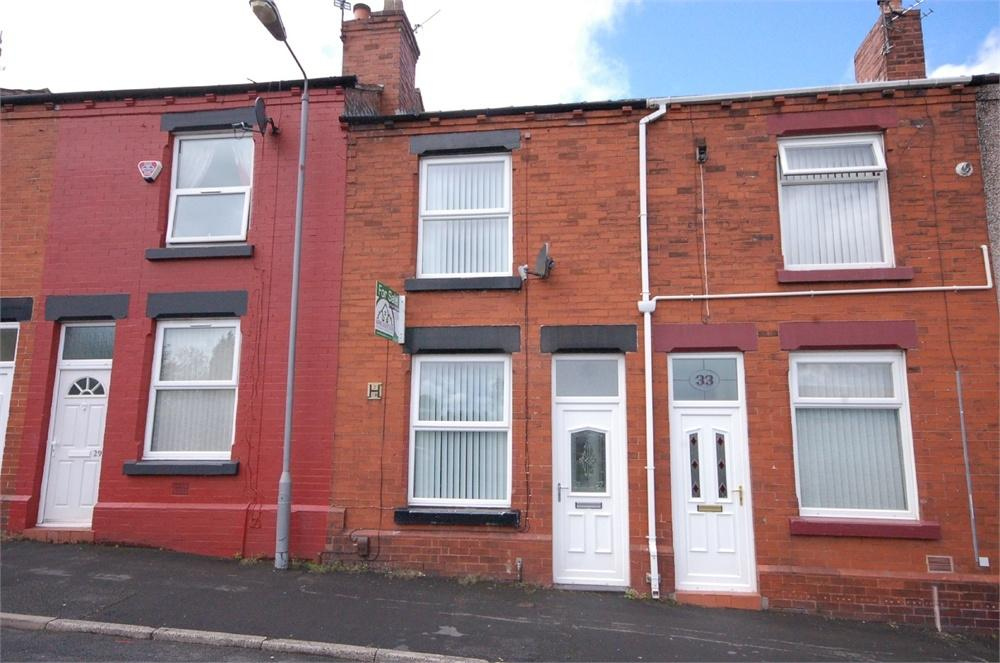 2 Bedrooms Terraced House for sale in Epsom Street, Broad Oak, St Helens, Merseyside