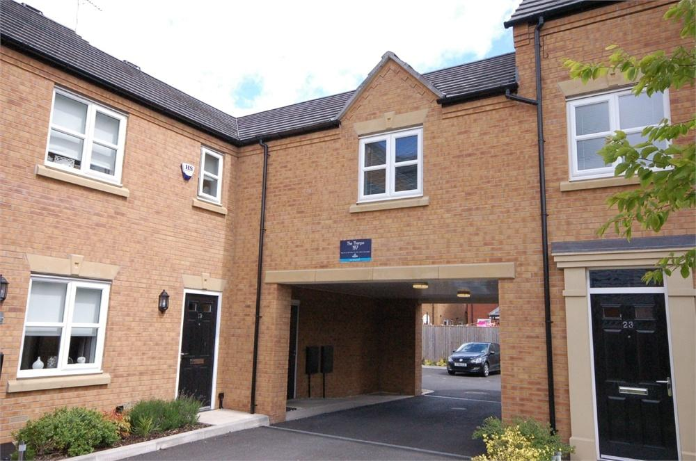 1 Bedroom Flat for sale in Waterside Village, Lowfield Lane, ST HELENS, Merseyside