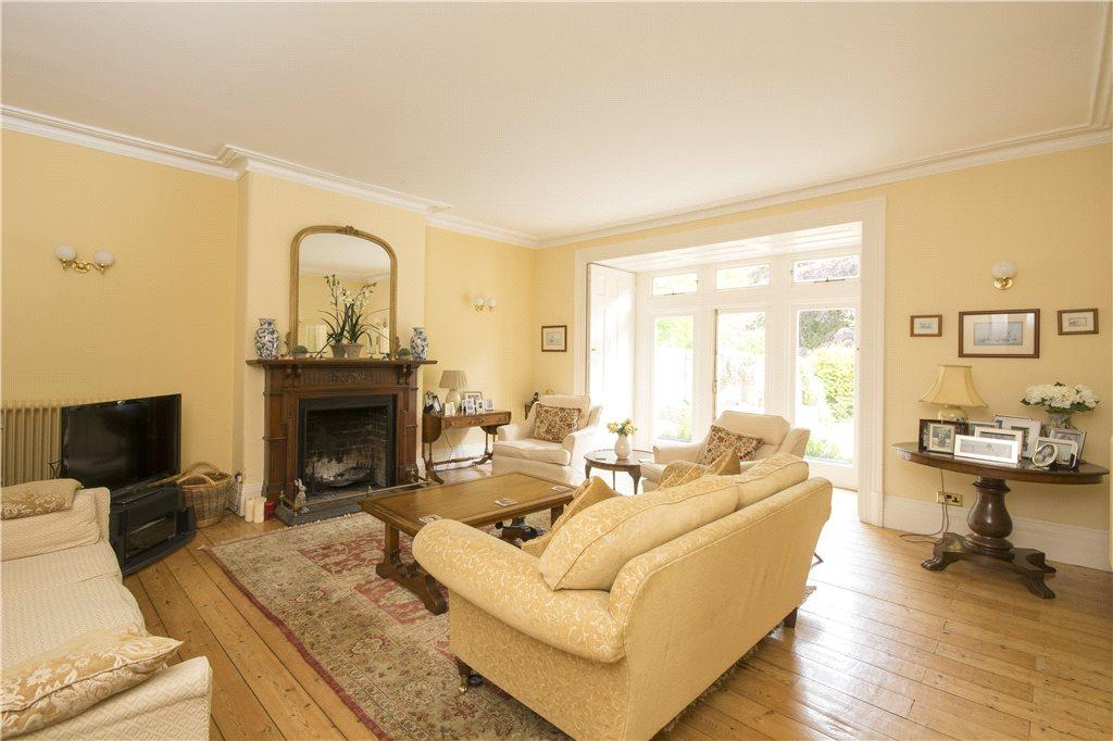 5 Bedrooms House for sale in Cleeve House, Rodbourne, Malmesbury, Wiltshire