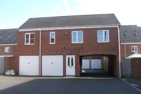 2 bedroom coach house to rent - Windrush Close, Pelsall, Walsall